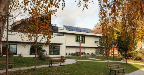 Photo de la façade de l'EHPAD