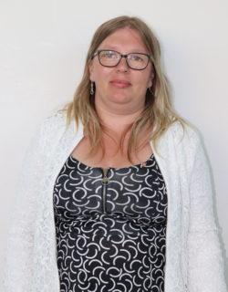 Cindy Wicher, conseillière municipale