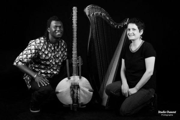 duo kora harpe celtique