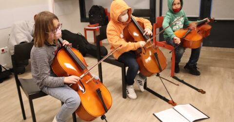 L'orchestre DEMOS s'adapte aux contraintes liées à la crise du Covid-19.